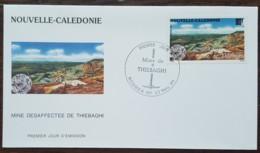 Nouvelle-Calédonie - FDC 1994 - YT Aérien N°326 - Mine Désaffectée De Thiebaghi - FDC