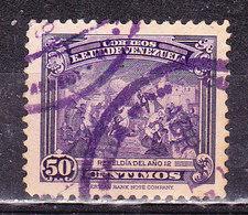 Venezuela-1940- Usato - Venezuela