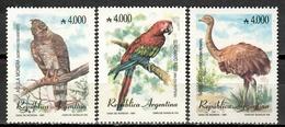 Argentina 1991 / Birds MNH Vögel Aves Oiseaux  / Cu10324  32 - Vogels