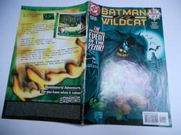 BATMAN / WILDCAT N°1 1997  DC Bd En Vo - Magazines