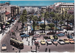 Beirut: TRAM, DESOTO FIREFLITE '54, BUICK RIVIERA, DODGE KINGSWAY, PLYMOUTH BELVEDERE, CHEVROLETS - 'PHILIPS' NEON - Toerisme