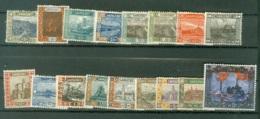 Sarre   53/68  Et 57a  *  TB - 1920-35 Société Des Nations