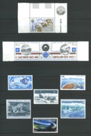 TAAF - Collection Entre 1977 Et 1992 (Poste Aérienne) - Neufs N** - Faciale : 86 Eur. - Cote Env. 300 Eur. - Terres Australes Et Antarctiques Françaises (TAAF)
