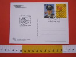 A.02 ITALIA ANNULLO - 1998 MILANO ITALIA '98 ESPOSIZIONE MONDIALE EXPO POSTA MILITARE 1913 1940 CARABINIERE - Militaria
