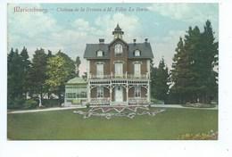 Mariembourg Chateau De La Brouwe - Couvin