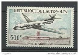 """Hte-Volta Aerien YT 47 (PA) """" Caravelle """" 1968 Neuf** - Haute-Volta (1958-1984)"""
