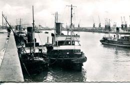 N°67576 -cpsm Le Havre -les Quais Des Remorqueurs- - Remorqueurs