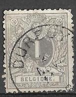 8S-823: N°43 : DURBUY... Korte Hoek - 1869-1888 Lion Couché