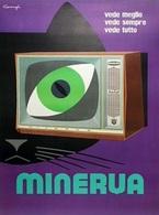 @@@ MAGNET - Minerva Television - Publicitaires
