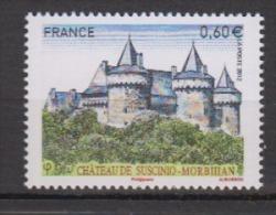 2012-N°4662** CHATEAU DE SUSCINIO - Unused Stamps