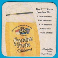 Franken Bräu Mitwitz - Neundorf ( Bd 2076 ) Günstige Versandkosten - Bierdeckel