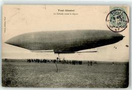 52760711 - Ballon Lebaudy - Montgolfières