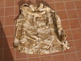 BRITISH ARMY - DESERT COMBAT JACKET W/INSIGNIA - Divise
