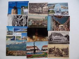 Petit Lot De Cartes Postales Diverses France - France