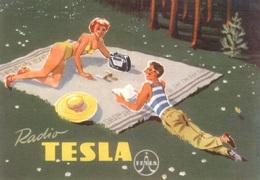 @@@ MAGNET - Radio Tesla - Publicitaires