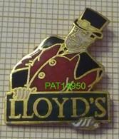 BANQUE ASSURANCE    LLOYD'S  LLOYDS  LLOYD S En Version EGF Cartouche Vert - Banques
