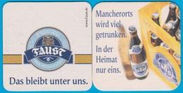 Brauhaus Faust Miltenberg ( Bd 2078 ) Günstige Versandkosten - Bierdeckel