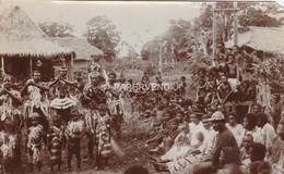 PAPUA NEW GUINEA A Festival Near Samarai  Phot43 - Antiche (ante 1900)