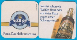 Brauhaus Faust Miltenberg ( Bd 2079 ) Günstige Versandkosten - Bierdeckel
