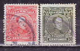 Venezuela 1932  - Usati - Venezuela