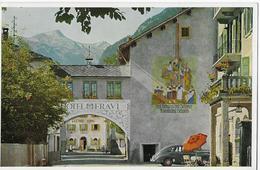 ANDEER → Sehr Seltene Werbekarte Hotel Fravi Minaral & Moorbad, Ca.1945  ►RRR◄ - GR Grisons