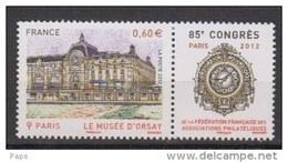 2012-N°4678** MUSEE D'ORSAY - Ungebraucht