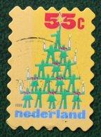Kerst Christmas XMAS Weihnachten NOEL NVPH 1863 (Mi 1760) 1999 Gestempeld / USED NEDERLAND / NIEDERLANDE - Period 1980-... (Beatrix)