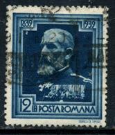 Roumanie 1939  Y&T 563 * - 1918-1948 Ferdinand I., Charles II & Michel