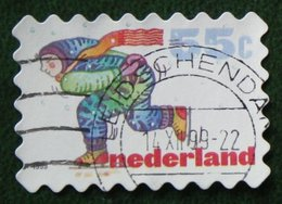 Kerst Christmas XMAS Weihnachten NOEL NVPH 1862 (Mi 1759) 1999 Gestempeld / USED NEDERLAND / NIEDERLANDE - Period 1980-... (Beatrix)