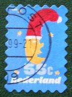Kerst Christmas XMAS Weihnachten NOEL NVPH 1859 (Mi 1756) 1999 Gestempeld / USED NEDERLAND / NIEDERLANDE - Period 1980-... (Beatrix)