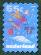 Kerst Christmas XMAS Weihnachten NOEL NVPH 1857 (Mi 1754) 1999 Gestempeld / USED NEDERLAND / NIEDERLANDE - Period 1980-... (Beatrix)