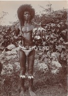 PAPUA NEW GUINEA A Notorious Chief Influenced By Methodist Mission Phot44 - Photographs
