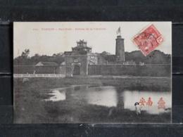 Z26 - Indochine -Tonkin - Bac-Ninh - Entrée De La Citadelle - Cachet De Phu-Tho - 1909 - Vietnam