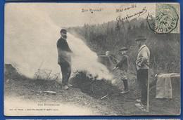 Les Bucherons        Animées    écrite En 1909 - Non Classés