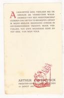 Devotie - Priesterwijding EH Arthur Camerlynck / Brugge 1931 - Images Religieuses
