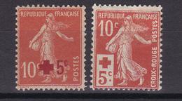 FRANCE/  SEMEUSE N° 146  NEUF SANS  CHARNIERE N° 147 NEUF CHARNIERE  COTE 47 EURO - Other