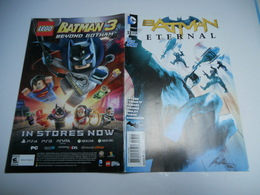 Batman : ETERNAL (Vol 1) N°33  DC COMICS âge Moderne EN V O - Zeitschriften