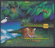 Nations Unies New-York BF N° 16 XX  Les Forêts Tropicales Humides, Le Bloc Sans Charnière, TB - New York -  VN Hauptquartier