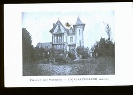 LE CHATELLIER EN 1898 - France
