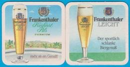 Frankenthaler Brauhaus Frankenthal( Bd 2081 ) Günstige Versandkosten - Bierdeckel