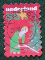 Kerst Christmas XMAS Weihnachten NOEL NVPH 1865 (Mi 1762) 1999 Gestempeld / USED NEDERLAND / NIEDERLANDE - Period 1980-... (Beatrix)