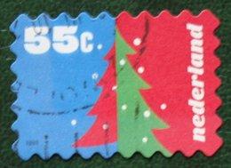 Kerst Christmas XMAS Weihnachten NOEL NVPH 1868 (Mi 1765) 1999 Gestempeld / USED NEDERLAND / NIEDERLANDE - Period 1980-... (Beatrix)