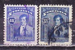 Venezuela-1940-Urbaneja   - Usati - Venezuela