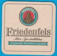 Schlossbrauerei Friedenfels ( Bd 2082 ) Günstige Versandkosten - Bierdeckel