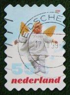 Kerst Christmas XMAS Weihnachten NOEL NVPH 1871 (Mi 1768) 1999 Gestempeld / USED NEDERLAND / NIEDERLANDE - Period 1980-... (Beatrix)