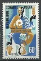 "Hte-Volta YT 178 "" Europafrique "" 1967 Neuf** - Haute-Volta (1958-1984)"