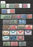 Petite Collection Suisse Pax Poste Aerienne Classique 2 Scans - Lotti/Collezioni