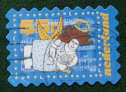 Kerst Christmas XMAS Weihnachten NOEL NVPH 1866 (Mi 1763) 1999 Gestempeld / USED NEDERLAND / NIEDERLANDE - Period 1980-... (Beatrix)