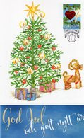 Aland - 2018 - Christmas - Special Maximum Card - Aland