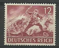 Nazi Germany / Third Reich 1943 Mi 836 MNH ( LZE5 REI836 ) - WW2